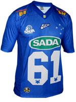 Camisa Sada Cruzeiro Futebol Americano