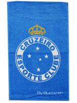 Kit 02 Toalha Social Veludo Cruzeiro