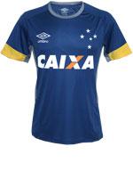 Camisa de Treino Cruzeiro Umbro 2016 Marinho