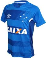 Camisa de Treino Cruzeiro Umbro 2017 Azul