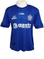 Camisa Aimoré 2015 Dresch Sport Azul