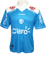 Camisa Novo Hamburgo 2015 Dresch Sport Azul