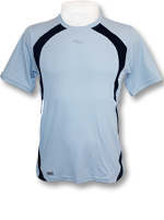 Camisa Fila Masc. Le Briou - RM94 - Cinza/Preto