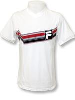 Camisa Fila Masc. Pinval - CM77 - Branco