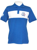 Camisa Polo Masculina Fila France Azul