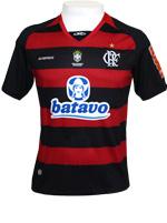Camisa Infantil Flamengo Listrada