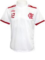 Camisa T-Shirt Torcedor 12 - Flamengo - BR/VRM