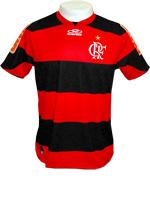 Camisa Jogo Flamengo 2012 Olympikus Listrada N10