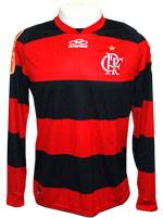 Camisa Flamengo 2012 Olympikus Listrada M. Longa
