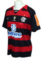 Camisa Feminina Flamengo 2010 Listrada