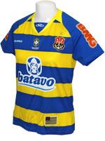 Camisa Feminina Jogo 3 Flamengo Listrada