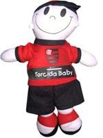 Boneco de Pano Torcida Baby flamengo