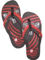 Chinelo Adulto Flamengo Azaléia