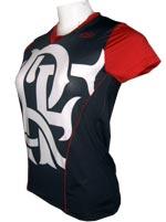 Camisa T-shirt Feminino CRF - Flamengo