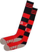 Mei�o de Jogo Flamengo Adidas 2013 Listrado