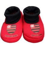 Pantufa Torcida Baby Flamengo