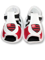 Sandalinha Torcida Baby Flamengo