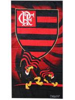 Toalha de Banho Veludo Flamengo Buettner 44951