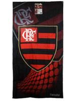 Toalha de Banho Veludo Flamengo Buettner 56323