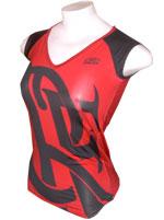 Camisa T-shirt Flamengo Vitória Rubro-Negra - Fem.