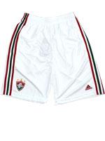 Short Double Up Fluminense Adidas Branco