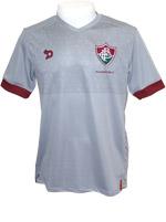 Camisa de Treino Fluminense 2016 Dryworld Cinza