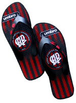 Chinelo Umbro Adulto Atlético-PR