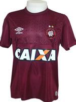 Camisa de Goleiro Atlético PR 14/2015 Umbro Vinho