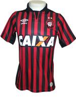 Camisa Jogo 1 Atlético PR 14/2015 Umbro Listrada