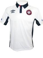 Camisa Polo Masculina Atlético PR Umbro Branca