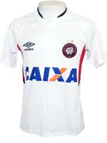 Camisa de Treino Atlético PR 14/2015 Umbro Branca