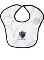 Babador Fun Torcida Baby Atlético Mineiro