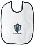 Babador Torcida Baby Atlético Mineiro