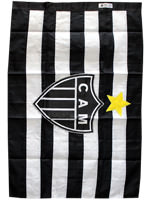 Bandeira 4P 256x180cm Atlético Mitraud