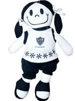 Boneca Torcida Baby Atlético Mineiro