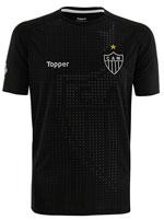 Camisa Aquecimento Atlético MG 2018 Topper