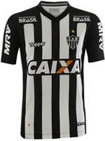 Camisa Jogo 1 Atlético MG 2018 Topper S/N Listrada