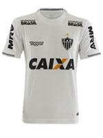 Camisa Jogo 2 Atlético MG 2018 Topper S/N Branca