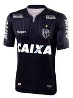 Camisa Jogo 3 Atlético MG 2018 Topper S/N