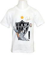 Camisa Infantil Atl�tico/MG Victor Branca