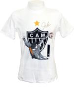 Camisa Masculina Atlético MG Victor Branca
