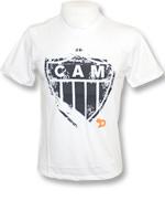 Camisa Passeio Atlético MG Dryworld Branca