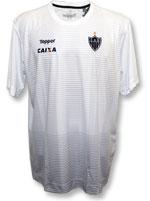 Camisa Concentração Atlético MG 2017 Topper Branca