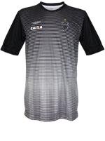Camisa Concentração Atlético MG 2017 Topper Preta