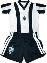 Conjunto Infantil Torcida Baby Atlético Mineiro