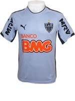 Camisa Goleiro Atl�tico Mineiro 2014 Puma Cinza