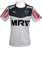 Camisa Goleiro Atlético MG 2015 Puma Cinza