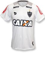 Camisa Goleiro Atlético MG 2016 Inf Dryworld Branc