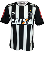 Camisa Jogo 01 Atlético MG 2016 Player Dryworld
