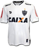 Camisa Jogo 02 Atlético MG 2016 Player Dryworld